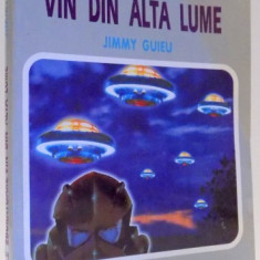 FARFURIILE ZBURATOARE VIN DIN ALTA LUME de JIMMY GUIEU , 1996