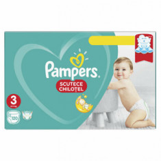 Scutece-chilotei Pampers Active Baby Midi 3 Mega Box, 6-11 kg, 120 buc