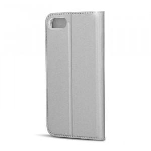 Husa APPLE iPhone 5\5S\SE - Flip Premium TSS, Argintiu