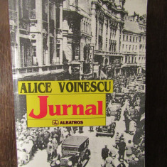 JURNAL -ALICE VOINESCU
