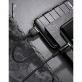 Cablu de date USAMS USB tip C, Negru, Samsung