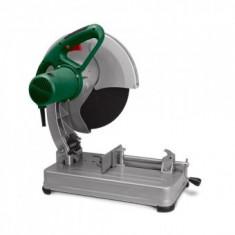 Fierastrau circular pentru debitat metal DWT SDS-2200, diametru disc 355 mm, putere 2200 W