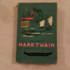 Petre Solomon Mark Twain sau aventurile umorului, ed. princeps, Alta editura