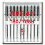 Ace standard, Organ, 10 buc 130 705, finete 80