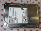 HDD 500 Gb 3,5 inch Toshiba Sata 3 Desktop., 500-999 GB, 7200