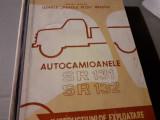 AUTOCAMIOANELE  SR 131  SR 132 - INSTRUCTIUNI  DE EXPLOATARE ED A II A 1964