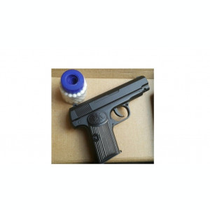 PISTOL AIRSOFT FULL METAL REPLIK BERETTA,CALIBRU 6MM,PROPULSIE ARC 400FPS+BILE!