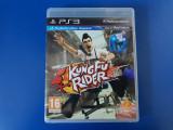 Kung Fu Rider - joc PS3 (Playstation 3) Move, Actiune, 16+, Single player, Sony