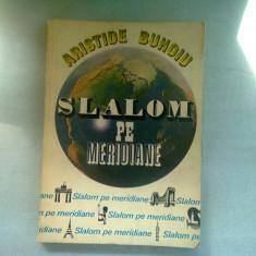 SLALOM PE MERIDIANE - ARISTIDE BUHOIU