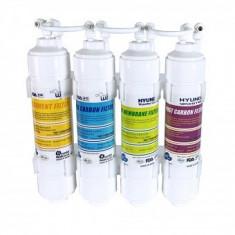 """Sistem filtrare apa cu ultrafiltrare tip """"U"""" by Hyundai Waco."""