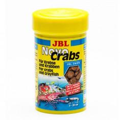 JBL NovoCrabs 100ml, 45gr, 3027300, Hrana crustacee chips