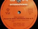 Beethoven - Violin Concerto D-Dur op 61 cu Y.Menuhin (1974/SIR/RFG) - VINIL/NM, decca classics