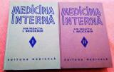 Medicina Interna 2 vol. Editura Medicala, 1979 - Sub redactia I. Bruckner
