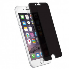 Folie de sticla Apple iPhone 7, Privacy Glass Elegance Luxury, folie securizata...