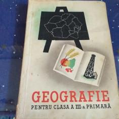 Manual de geografie 1941