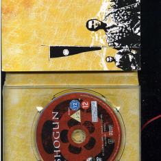 Filmul Shogun (set de 5 DVD-uri originale)