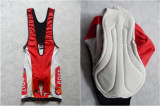 Costum ciclism Parentini Bike Wear Lycra Only by DuPont Made in Italy; M; ca nou
