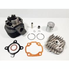 Kit Cilindru Set Motor + CHIULOASA Scuter CPI Oliver 49cc 50cc Racire AER