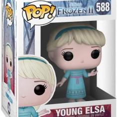 Figurina Funko Pop Disney Frozen Ii Young Elsa 588 Vinyl Figure