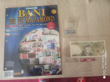 BANI PE MAPAMOND NR. 2 (INCLUDE MONEDA+BANCNOTA)