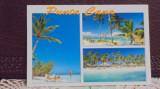 REPUBLICA DOMINICANA - PUNTA CANA - 3 VEDERI DIN STATIUNE - CIRCULATA, TIMBRATA, Fotografie