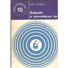Eclipsele si prevederea lor - Ioan Todoran