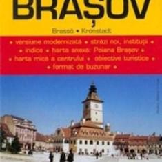 Harta rutiera Brasov |