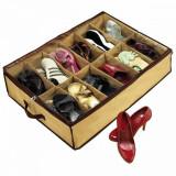 Cumpara ieftin Set 2 organizatoare pantofi