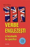 111 verbe englezesti si locutiunile lor specifice | Horia Hulban