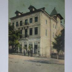 Rara! Sinaia-Vilele I.Alexandrescu:restaurant,ciaiuri,cafenea,bileard...anii 20