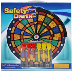 Joc darts din plastic 35 cm