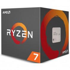 Procesor amd ryzen 7 2700x yd270xbgafbox 8 nuclee 4.35ghz 20mb am4 105w wraith prism cooler