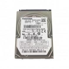 Hard Disk Laptop - Toshiba Model MK8046GSX ,80 GB ,8 MB ,Serial ATA-300