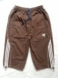 Pantaloni ¾ Adidas. Marime S, vezi dimensiuni exacte; impecabili, ca noi