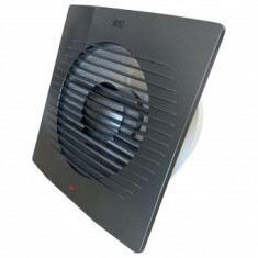 Ventilator axial de perete, Horoz Fan 150-Fume, debit 150 m3/h, diametru 150 mm, 20W