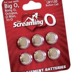 Baterii Screaming AG10