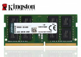 Memorie notebook Kingston 16GB. DDR4. 2400MHz