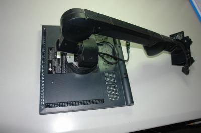 monitor touchscreen  profesional  EIZO FLEXSCAN L506T CU BRAT EIZO LA-121-DA foto
