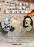 Spies, Scouts, and Secrets in the Gettysburg Campaign: How the Critical Role of Intelligence Impacted the Outcome of Lee's Invasion of the North, June
