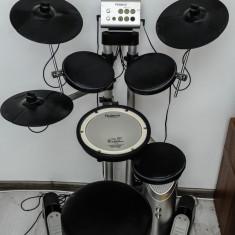 Tobe electronice Roland HD-1 cu monitor si scaun