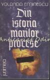 Din Istoria Marilor Procese - Yolanda Eminescu