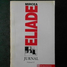 MIRCEA ELIADE - JURNAL volumul 2