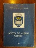 Schita de album istoric ( foto) _ Braila / R2S, Alta editura