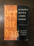 EMILIA SAVIN, BASILIUS ABAGER - GRAMATICA PRACTICA A LIMBII GERMANE