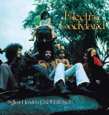 Jimi Hendrix Experience Electric Ladyland 50th anniversary Ed (3cd+bluray) foto