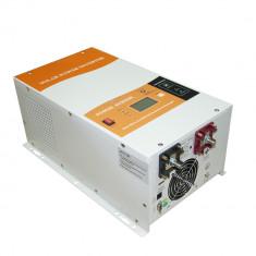 Cumpara ieftin Resigilat : Invertor solar hibrid PNI GreenHouse SC3000 2000W 24V LF MPPT sinus pu