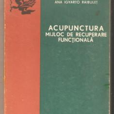 Acupunctura-mijloc de recuperare functionala