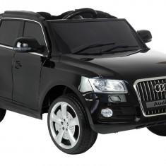 Masinuta electrica Audi Q5, negru metalizat