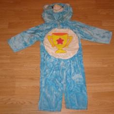 Costum carnaval serbare urs care bear pentru copii de 2-3-4 ani, Din imagine