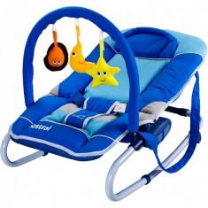 Balansoar bebelusi Caretero Astral Albastru